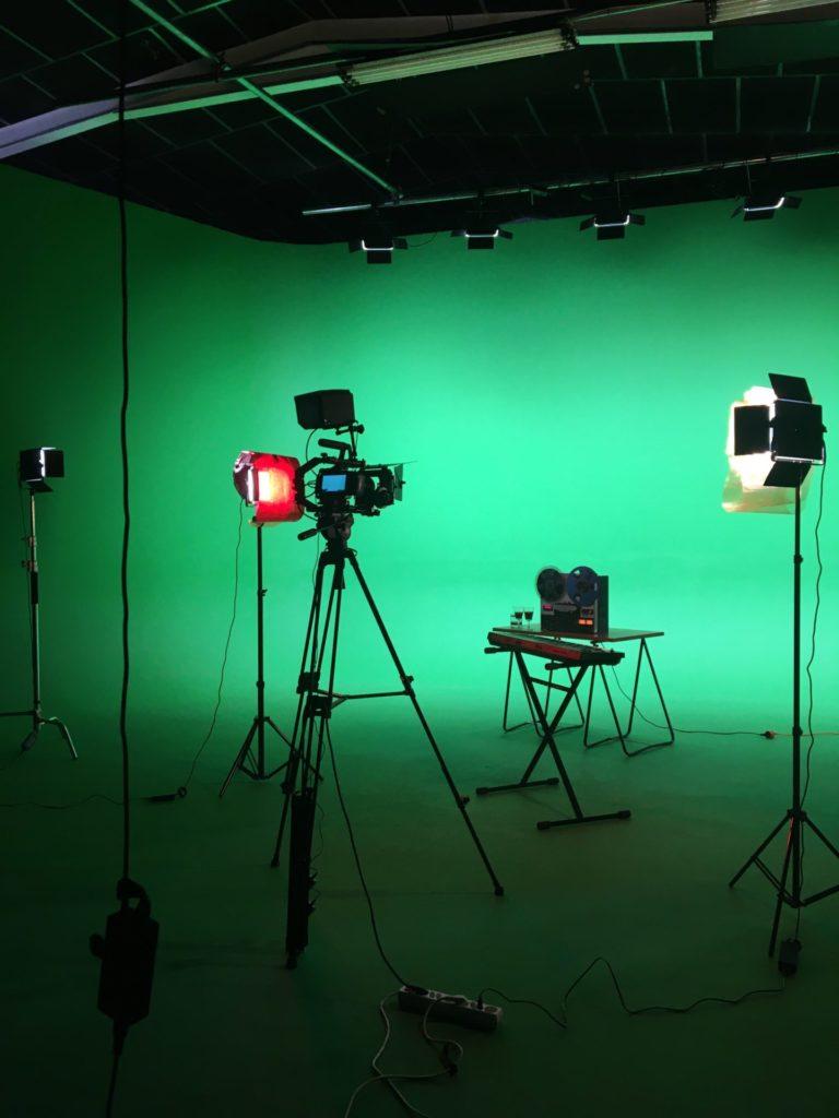 Detrás de escenas rodaje videoclip Pasarela